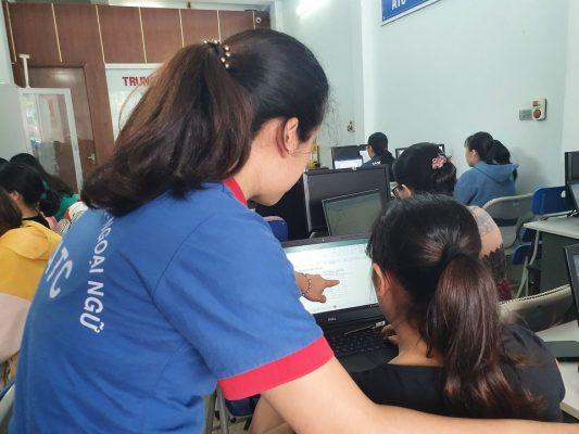 Đào tạo kế toán ,tin học văn phòng ở Thanh Hóa