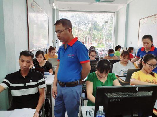 Học tin học văn phòng thực hành ở Thanh Hóa