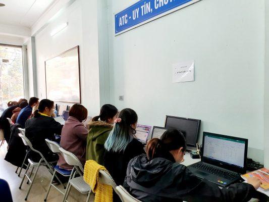 Trung tâm đào tạo kế toán thực hành Thanh Hóa