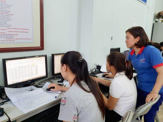 Học kế toán ở Thanh Hóa