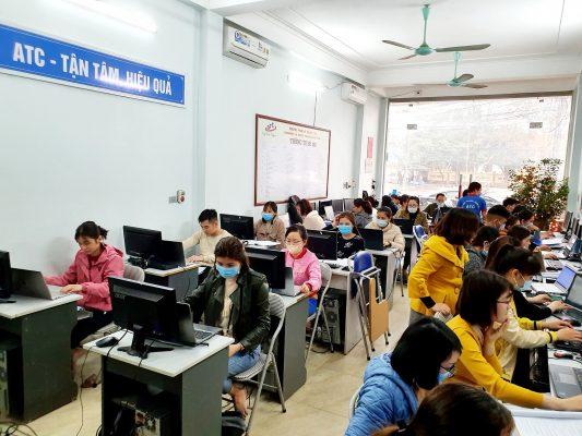 Học tin học văn phòng tại Thanh Hóa