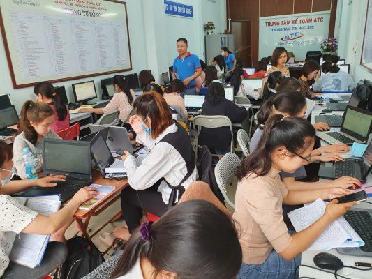 Lớp học kế toán thực tế tốt nhất tại Thanh Hóa