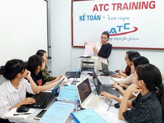 Trung tâm đào tạo kế toán uy tín nhất Thanh Hóa