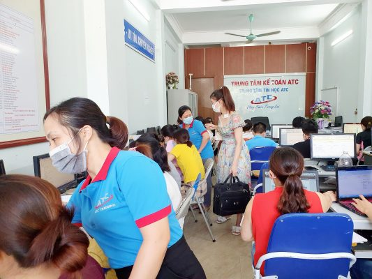Trung tâm học tin học văn phòng cấp tốc tại Thanh Hóa