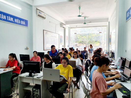 Hoc tin hoc tai Thanh Hoa