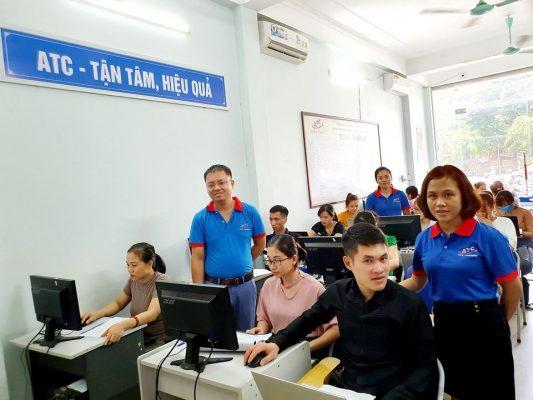 Học kế toán thực hành ở Thanh Hóa trung tâm kế toán ATC Hướng dẫn điều chỉnh, huỷ bỏ, lập lại hoá đơn điện tử đã xuất