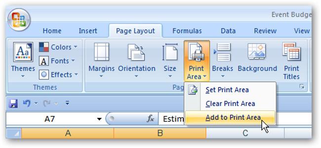 Học tin học văn phòng cấp tốc tại Thanh Hóa  Trung tâm đào tạo tin học văn phòng tốt nhất tại Thanh Hóa -Trung tâm ATC hướng dẫn cách: In 1 vùng tuỳ chọn trongexcel.  Khi bạn không muốn in toàn bộ bảng Excel mà chỉ muốn in 1 phần thông tin trong bảng tính (hay còn gọi là in khu vực) thì chúng ta sẽ thực hiện như sau (Đây là mình đang thực hiện trên Excel 2010, các phiên bản khác thì các bạn cũng làm tương tự nhé):